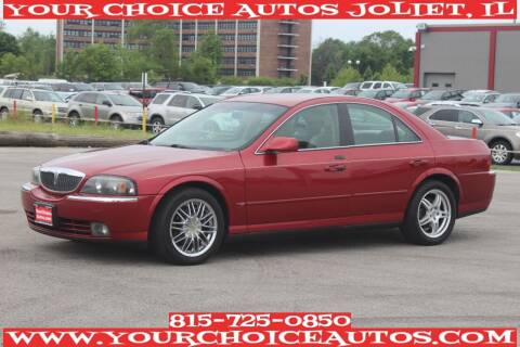2005 Lincoln LS for sale at Your Choice Autos - Joliet in Joliet IL