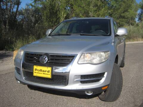 2008 Volkswagen Touareg 2 for sale at Pollard Brothers Motors in Montrose CO