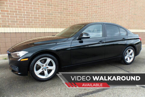 2014 BMW 3 Series for sale at Macomb Automotive Group in New Haven MI