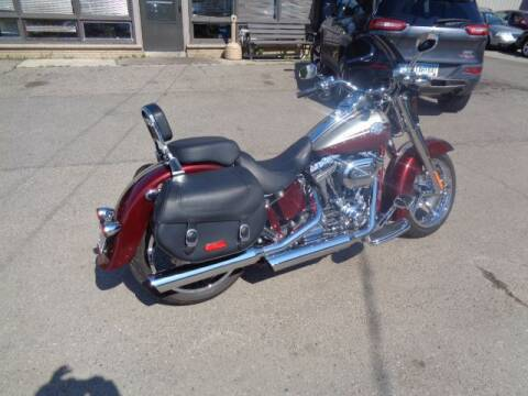 2010 HARLEY DAVIDSON SOFT TAIL for sale at COUNTRYSIDE AUTO INC in Austin MN