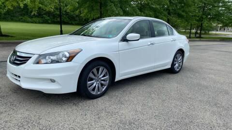 2012 Honda Accord for sale at 62 Motors in Mercer PA