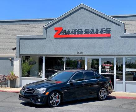 2011 Mercedes-Benz C-Class for sale at Z Auto Sales in Boise ID