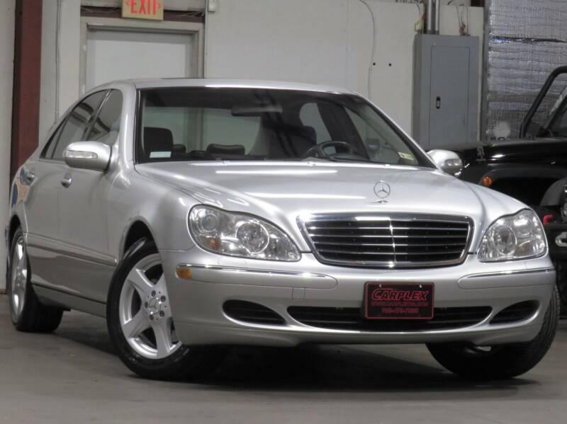 2004 Mercedes-Benz S-Class for sale at CarPlex in Manassas VA