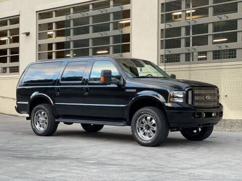2004 Ford Excursion for sale at LANCASTER AUTO GROUP in Portland OR