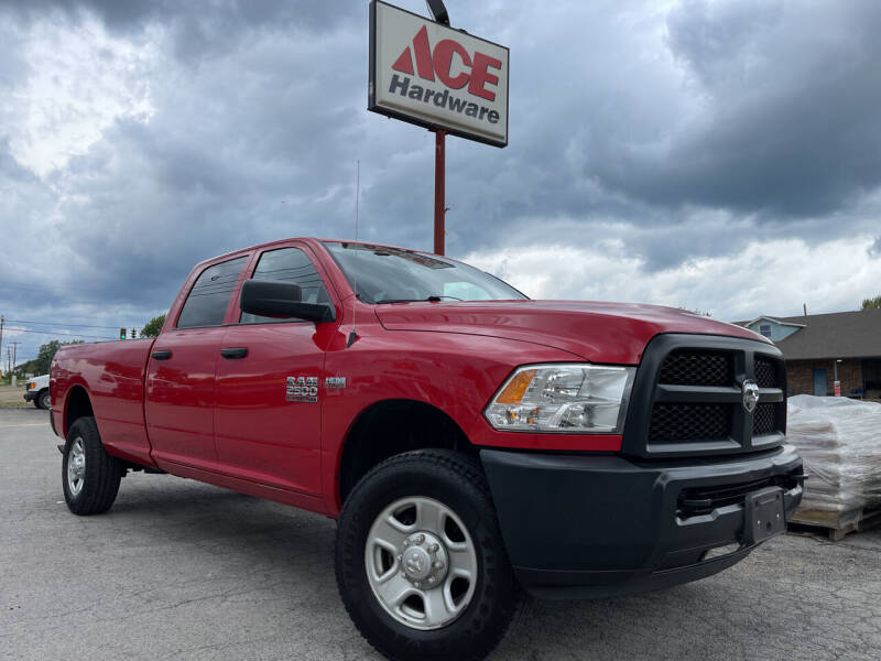 2018 RAM Ram Pickup 2500 for sale at ACE HARDWARE OF ELLSWORTH dba ACE EQUIPMENT in Canfield OH
