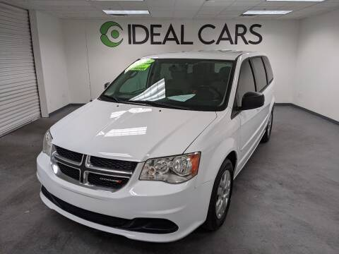 2016 Dodge Grand Caravan for sale at Ideal Cars Broadway in Mesa AZ