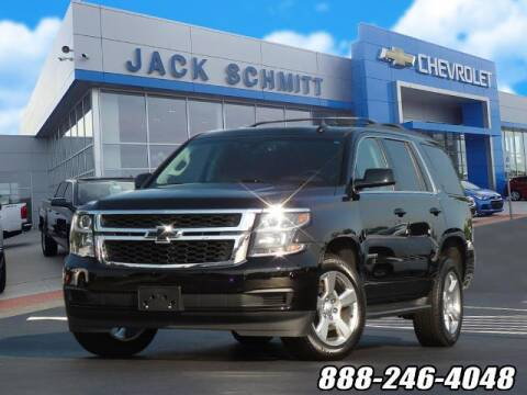2019 Chevrolet Tahoe for sale at Jack Schmitt Chevrolet Wood River in Wood River IL