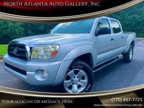 2008 Toyota Tacoma for sale at North Atlanta Auto Gallery, Inc in Alpharetta GA