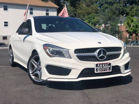 2014 Mercedes-Benz CLA for sale at PRNDL Auto Group in Irvington NJ