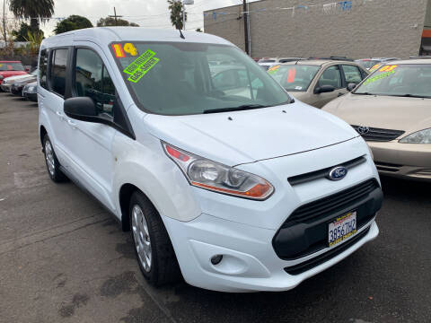 2014 Ford Transit Connect Wagon for sale at North County Auto in Oceanside CA