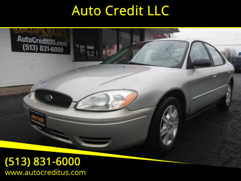 2004 Ford Taurus for sale at Auto Credit LLC in Milford OH