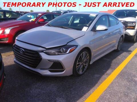 2018 Hyundai Elantra for sale at Auto Finance of Raleigh in Raleigh NC