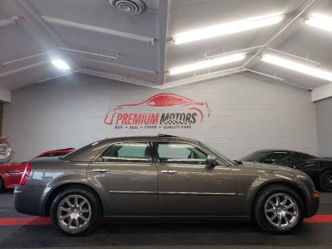 2010 Chrysler 300 for sale at Premium Motors in Villa Park IL