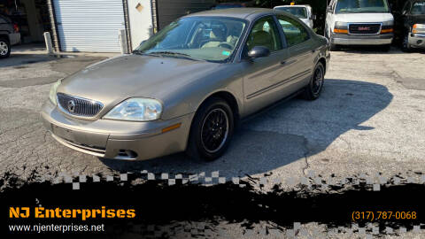 2004 Mercury Sable for sale at NJ Enterprises in Indianapolis IN