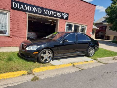 2007 Mercedes-Benz S-Class for sale at Diamond Motors in Pecatonica IL