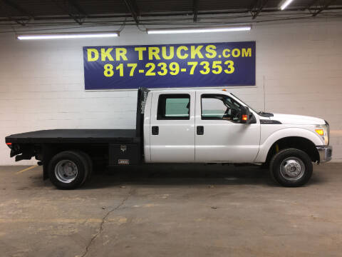 2012 Ford F-350 Super Duty for sale at DKR Trucks in Arlington TX