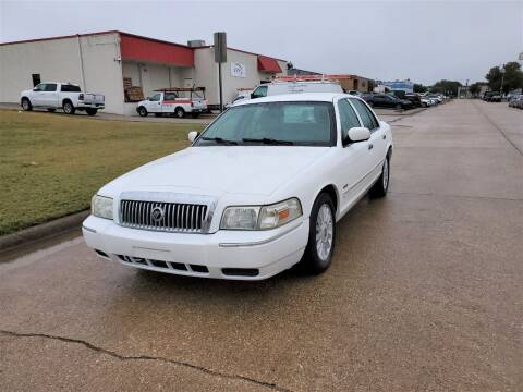 2011 Mercury Grand Marquis for sale at Image Auto Sales in Dallas TX