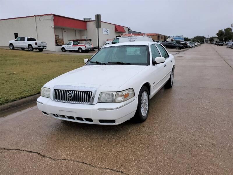 2011 Mercury Grand Marquis for sale at Image Auto Sales in Dallas TX