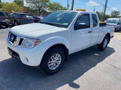 2014 Nissan Frontier for sale at TKP Auto Sales in Eastlake OH