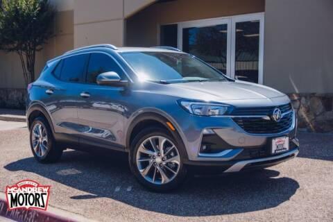 2020 Buick Encore GX for sale at Mcandrew Motors in Arlington TX