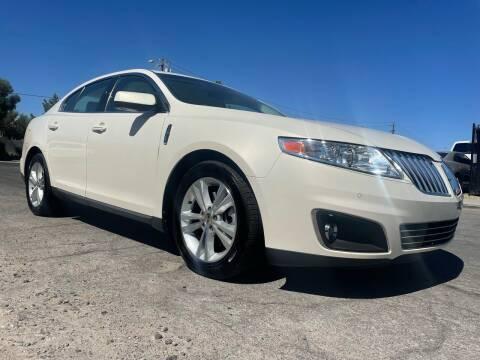 2009 Lincoln MKS for sale at Boktor Motors in Las Vegas NV