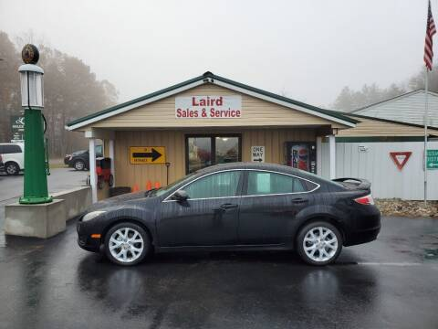 2010 Mazda MAZDA6 for sale at LAIRD SALES AND SERVICE in Muskegon MI