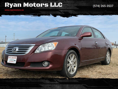 2008 Toyota Avalon for sale at Ryan Motors LLC in Warsaw IN