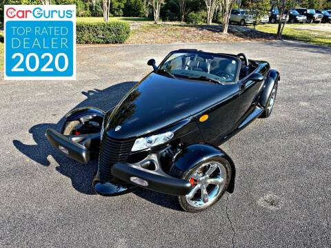 1999 Plymouth Prowler for sale at Brothers Auto Sales of Conway in Conway SC