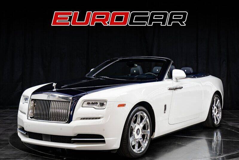 2020 Rolls-Royce Dawn for sale in Costa Mesa, CA