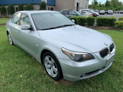 2007 BMW 5 Series for sale at Essen Motor Company, Inc in Lebanon TN