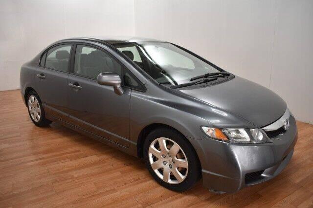 2010 Honda Civic for sale at Paris Motors Inc in Grand Rapids MI