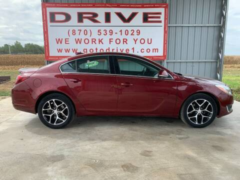 2017 Buick Regal for sale at Drive in Leachville AR