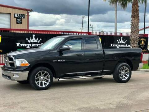 2009 Dodge Ram Pickup 1500 for sale at Texas Auto Corporation in Houston TX