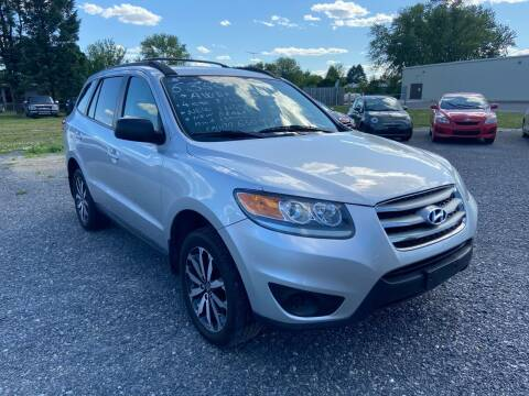 2012 Hyundai Santa Fe for sale at US5 Auto Sales in Shippensburg PA