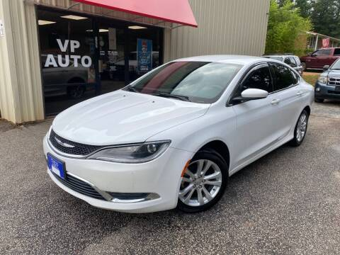 2015 Chrysler 200 for sale at VP Auto in Greenville SC