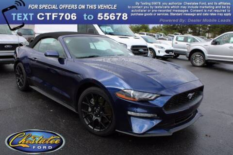 2019 Ford Mustang for sale at Nerd Motive, Inc. in Conyers GA
