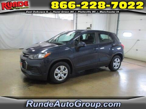 2019 Chevrolet Trax for sale at Runde PreDriven in Hazel Green WI