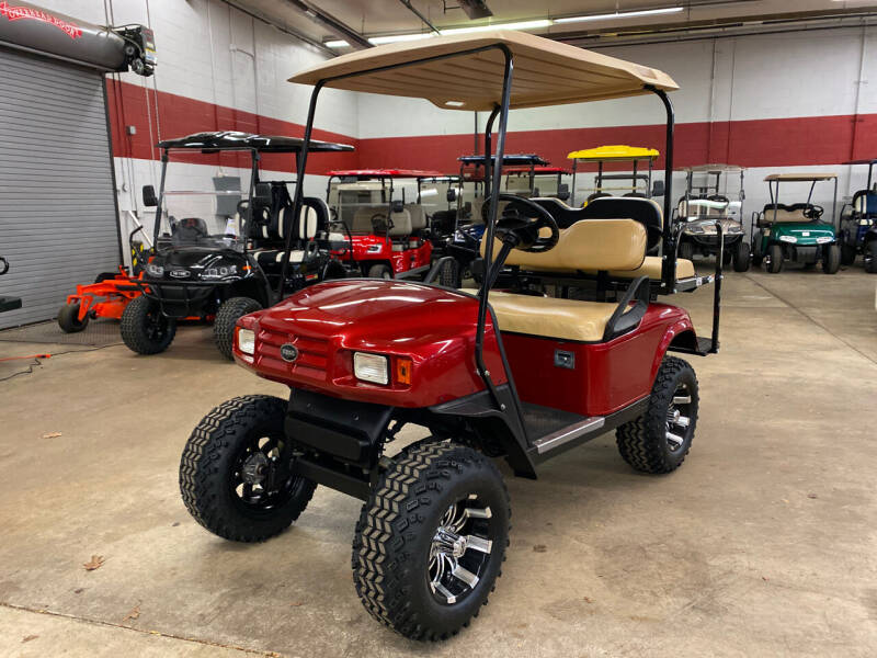 2013 EZ GO Lifted Golf Cart for sale at Columbus Powersports - Golf Carts in Columbus OH