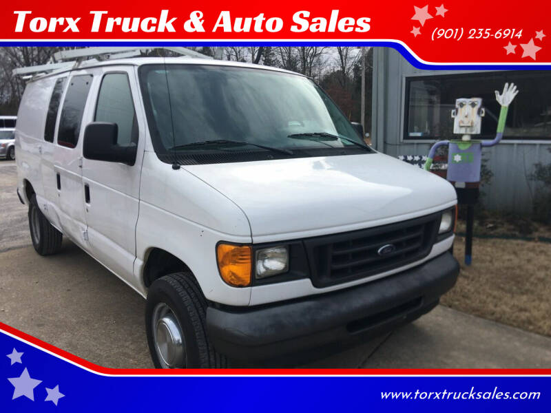 2006 Ford E-Series Cargo for sale at Torx Truck & Auto Sales in Eads TN