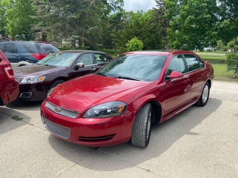 2014 Chevrolet Impala Limited for sale at 3M AUTO GROUP in Elkhart IN