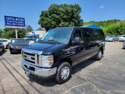 2014 Ford E-Series Cargo for sale at Capital Motors in Raleigh NC