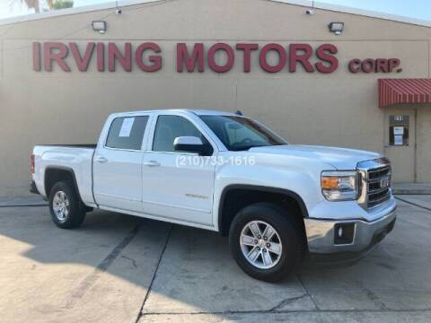 2014 GMC Sierra 1500 for sale at Irving Motors Corp in San Antonio TX