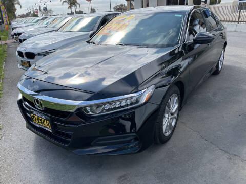 2019 Honda Accord for sale at Soledad Auto Sales in Soledad CA