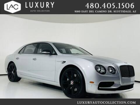 2018 Bentley Flying Spur for sale at Luxury Auto Collection in Scottsdale AZ