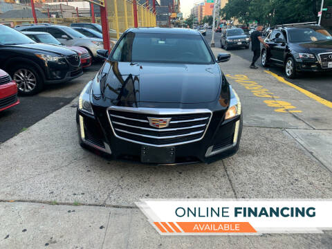 2015 Cadillac CTS for sale at Raceway Motors Inc in Brooklyn NY