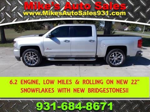 2017 Chevrolet Silverado 1500 for sale at Mike's Auto Sales in Shelbyville TN