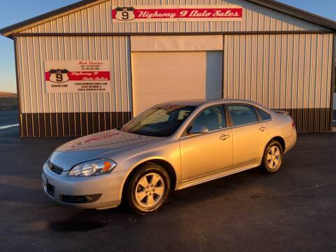 2010 Chevrolet Impala for sale at Highway 9 Auto Sales - Visit us at usnine.com in Ponca NE