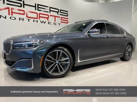 2020 BMW 7 Series for sale at Fishers Imports in Fishers IN