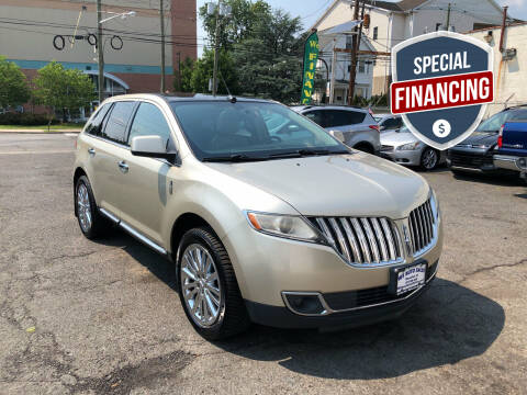 2011 Lincoln MKX for sale at 103 Auto Sales in Bloomfield NJ