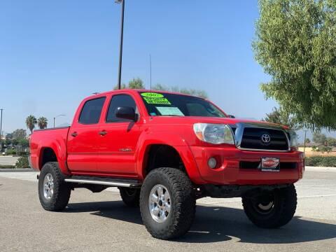 2007 Toyota Tacoma for sale at Esquivel Auto Depot in Rialto CA